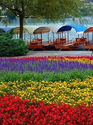 Los colores de Bled, photo lo.tangelini CC BY-SA